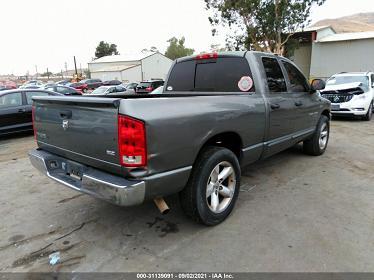 1D7HA18256S627954 2006 DODGE RAM 1500 SLT - фото 3