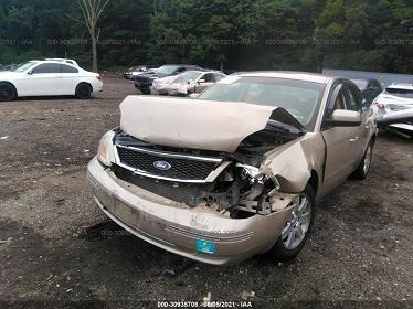 1FAFP27116G137289 2006 FORD FIVE HUNDRED SEL - фото 6