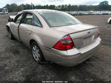 1FAFP27116G137289 2006 FORD FIVE HUNDRED SEL - фото 2