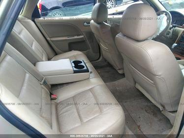 1FAFP27116G137289 2006 FORD FIVE HUNDRED SEL - фото 8