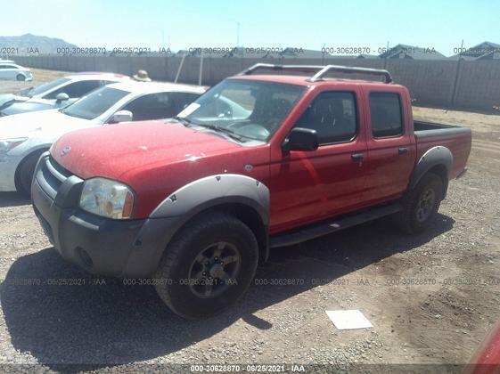 1N6ED27T32C376082 2002 NISSAN FRONTIER 2WD XE - фото 6