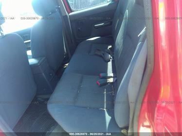 1N6ED27T32C376082 2002 NISSAN FRONTIER 2WD XE - фото 8