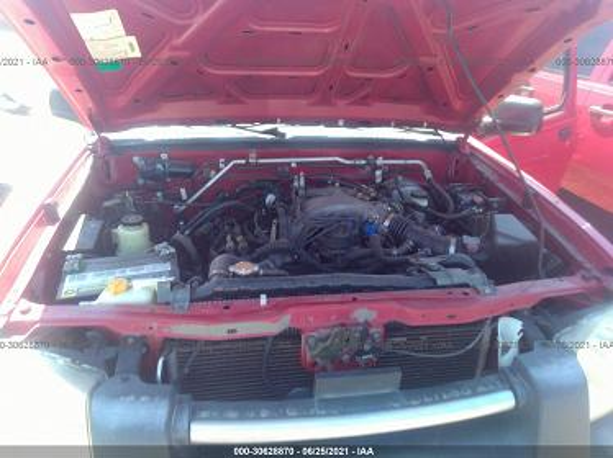 1N6ED27T32C376082 2002 NISSAN FRONTIER 2WD XE - фото 10