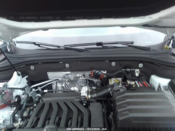 1V2BR2CAXMC524015 2021 VOLKSWAGEN ATLAS 3.6L V6 SEL - фото 10