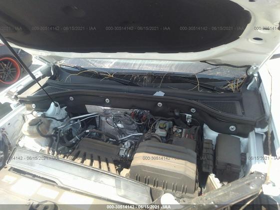 1V2PR2CA4MC539258 2021 VOLKSWAGEN ATLAS 3.6L V6 SE W - фото 10