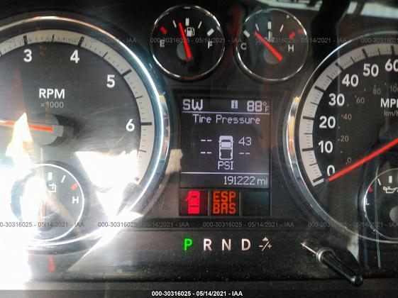 3D7JB1EP9AG102183 2010 DODGE RAM 1500 SLT - фото 7