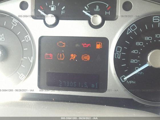 4M2CN8H7XBKJ01837 2011 MERCURY MARINER PREMIER - фото 7