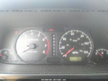 4S2DM58W714353894 2001 ISUZU RODEO S/LS/LSE - фото 7