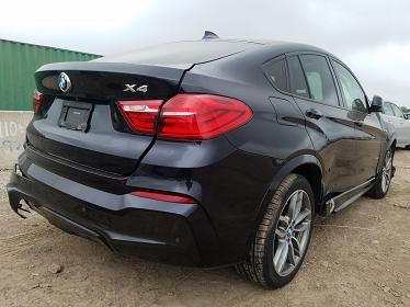 5UXXW3C52F0F88953 2015 BMW X4 XDRIVE28I - фото 3