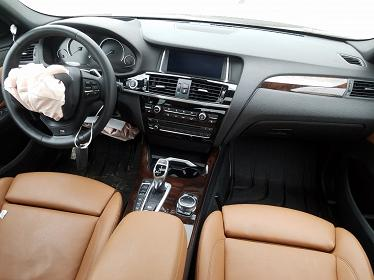 5UXXW3C52F0F88953 2015 BMW X4 XDRIVE28I - фото 9