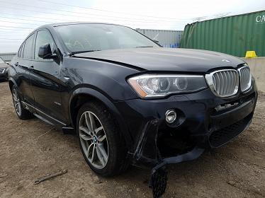 5UXXW3C52F0F88953 2015 BMW X4 XDRIVE28I - фото 1