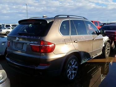 5UXZV4C53D0B14010 2013 BMW X5 XDRIVE35I - фото 3