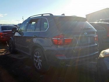 5UXZV4C53D0B14010 2013 BMW X5 XDRIVE35I - фото 2