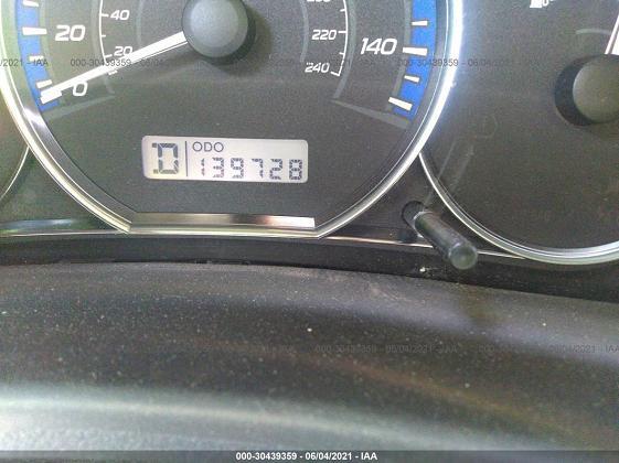 JF2SH6BC9AH911329 2010 SUBARU FORESTER 2.5X - фото 7
