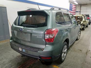 JF2SJAHC4FH525438 2015 SUBARU FORESTER 2.5I LIMITED - фото 3