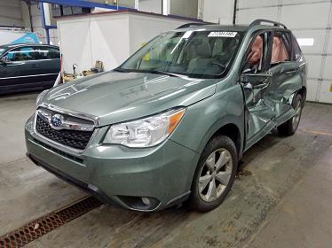 JF2SJAHC4FH525438 2015 SUBARU FORESTER 2.5I LIMITED - фото 6