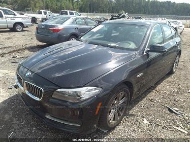 WBA5A5C57ED510933 2014 BMW 5 SERIES I - фото 1