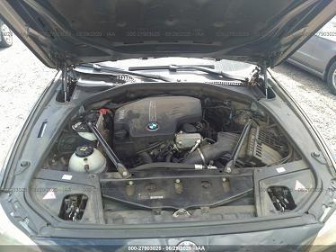 WBA5A5C57ED510933 2014 BMW 5 SERIES I - фото 9