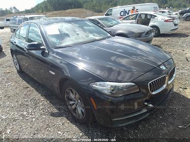 WBA5A5C57ED510933 2014 BMW 5 SERIES I - фото 11