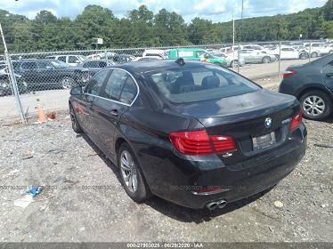 WBA5A5C57ED510933 2014 BMW 5 SERIES I - фото 6