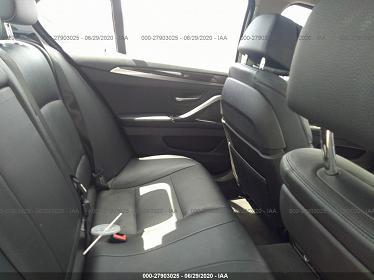 WBA5A5C57ED510933 2014 BMW 5 SERIES I - фото 7