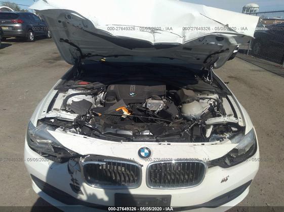 WBA8E5G52GNT94954 2016 BMW 320 XI - фото 9