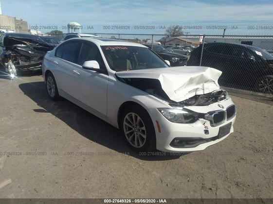 WBA8E5G52GNT94954 2016 BMW 320 XI - фото 11
