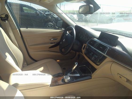 WBA8E5G52GNT94954 2016 BMW 320 XI - фото 3