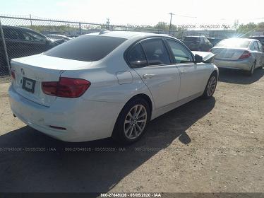 WBA8E5G52GNT94954 2016 BMW 320 XI - фото 2