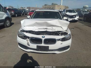 WBA8E5G52GNT94954 2016 BMW 320 XI - фото 4
