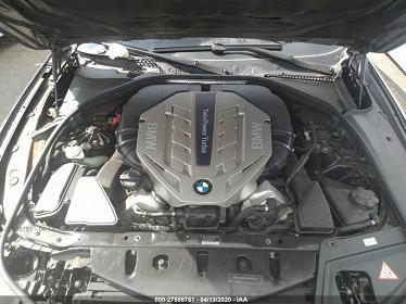 WBAFR9C53BC757114 2011 BMW 550 I - фото 9