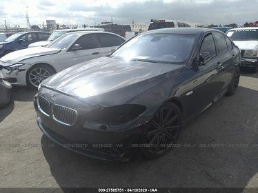 WBAFR9C53BC757114 2011 BMW 550 I - фото 1