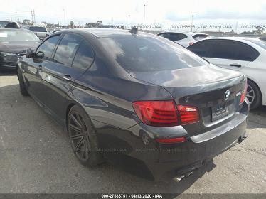 WBAFR9C53BC757114 2011 BMW 550 I - фото 6