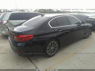 WBAJA5C58JWA57289 2018 BMW 530 I - фото 2