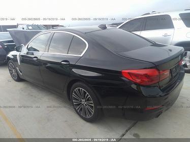 WBAJA5C58JWA57289 2018 BMW 530 I - фото 6