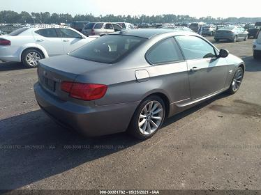 WBAKF5C54CE657285 2012 BMW 3 SERIES 328I XDRIVE - фото 3