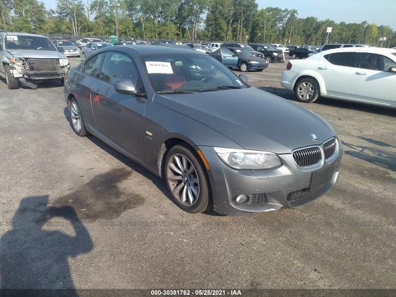 WBAKF5C54CE657285 2012 BMW 3 SERIES 328I XDRIVE - фото 1