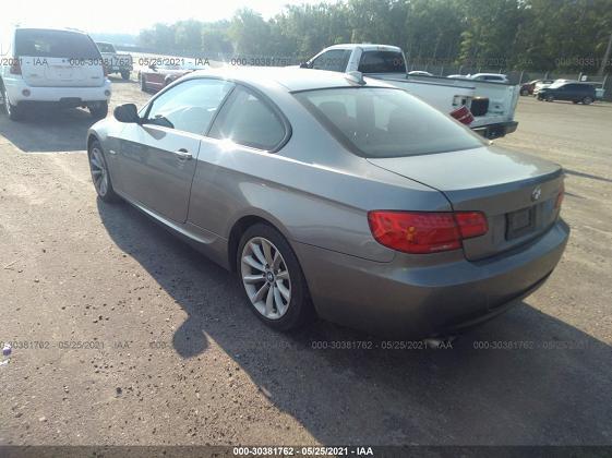 WBAKF5C54CE657285 2012 BMW 3 SERIES 328I XDRIVE - фото 2
